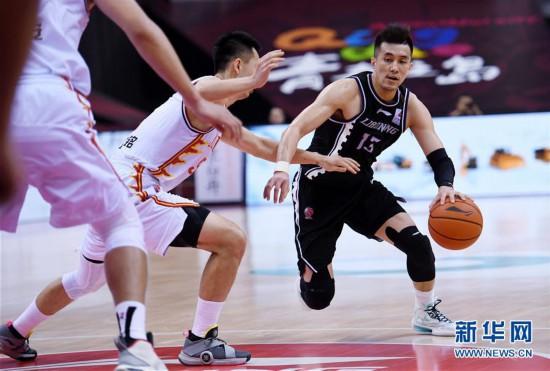 (体育)(1)篮球――CBA复赛第二阶段:辽宁本钢胜吉林九台农商银行