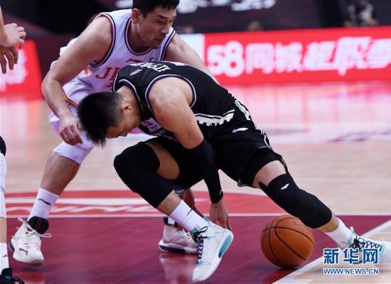 (体育)(19)篮球――CBA复赛第二阶段:辽宁本钢胜吉林九台农商银行