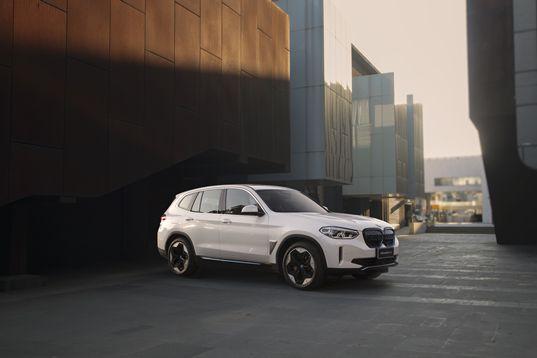纯电动BMW iX3 全球首发