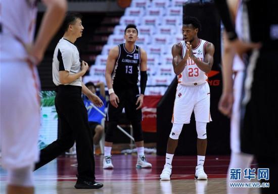 (体育)(10)篮球――CBA复赛第二阶段:辽宁本钢胜吉林九台农商银行
