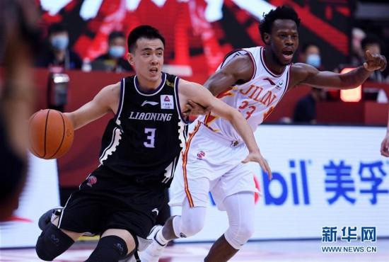 (体育)(3)篮球――CBA复赛第二阶段:辽宁本钢胜吉林九台农商银行