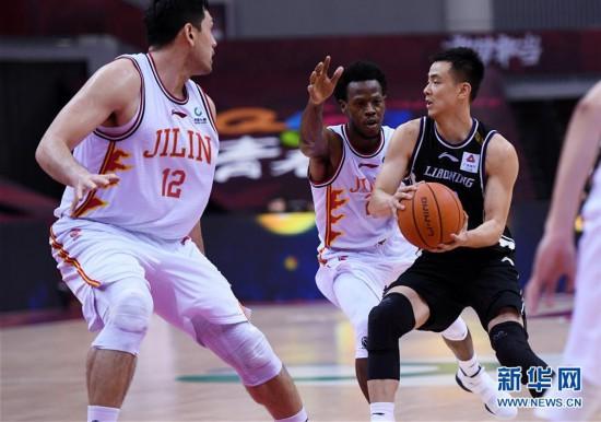 (体育)(4)篮球――CBA复赛第二阶段:辽宁本钢胜吉林九台农商银行