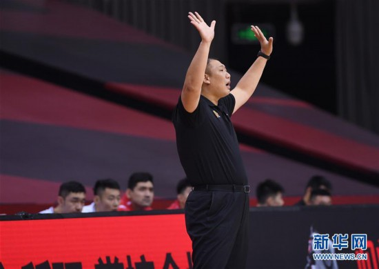 (体育)(16)篮球――CBA复赛第二阶段:辽宁本钢胜吉林九台农商银行
