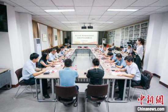 西北大学与陕西省考古研究院签署全面合作协议