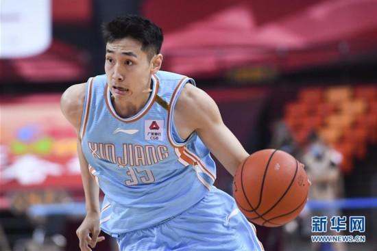 (体育)(8)篮球――CBA复赛第二阶段:新疆伊力特胜北京控股