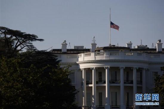 (国际)(7)民权举动率领人刘易斯逝世 美国降半旗志哀