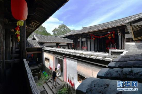 (文化)(6)福州永泰:大力推进古庄寨的保护和活化利用