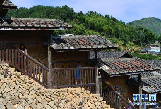 (文化)(3)福州永泰:大力推进古庄寨的保护和活化利用