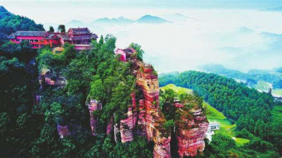 区县文旅精品荟重庆綦江是个好地方