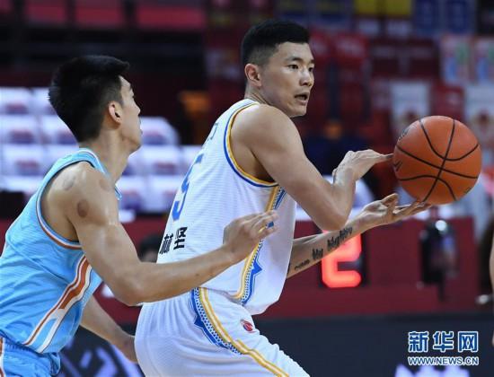 (体育)(13)篮球――CBA复赛第二阶段:福建豹发力对阵新疆伊力特
