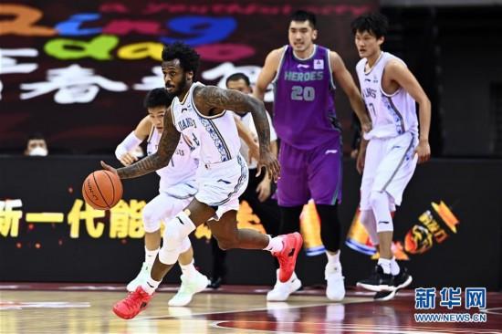 (体育)(3)篮球――CBA复赛第二阶段:苏州肯帝亚迎战山东西王