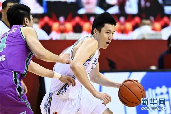 (体育)(8)篮球――CBA复赛第二阶段:苏州肯帝亚迎战山东西王