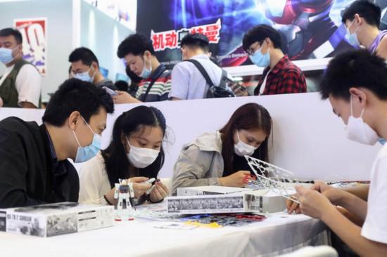 2020中国国际动漫游戏博览会落幕近83万漫迷安全逛展插图
