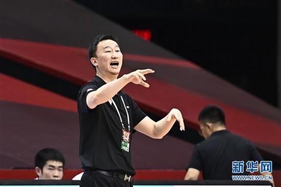 (体育)(12)篮球――CBA复赛第二阶段:浙江稠州银行迎战广东东莞银行