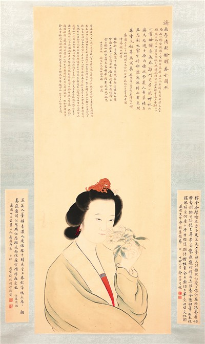 国博馆藏明清肖像画首次展出