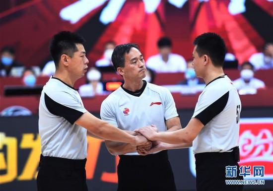 (体育)(4)篮球――CBA复赛第二阶段:吉林九台农商银行迎战时代中国广州