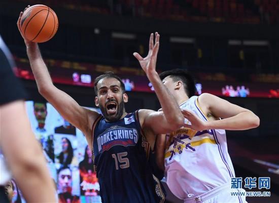 (体育)(6)篮球――CBA复赛第二阶段:北京控股胜南京同曦宙光