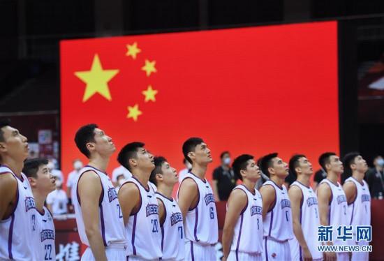 (體育)(16)籃球——CBA復賽第二階段:天津先行者迎戰浙江廣廈控股