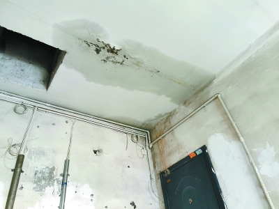 老房漏雨维修难卡在哪儿