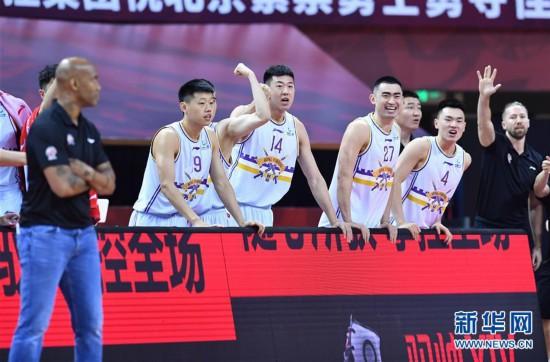 (体育)(24)篮球――CBA复赛第二阶段:北京控股胜南京同曦宙光