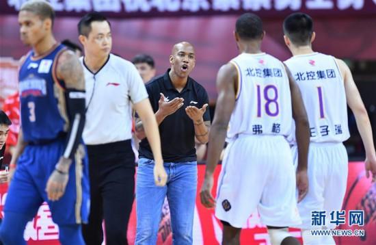 (体育)(23)篮球――CBA复赛第二阶段:北京控股胜南京同曦宙光