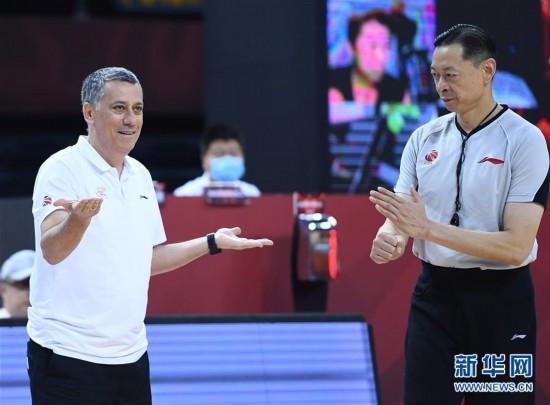 (體育)(9)籃球——CBA復賽第二階段:遼寧本鋼對陣山西汾酒股份