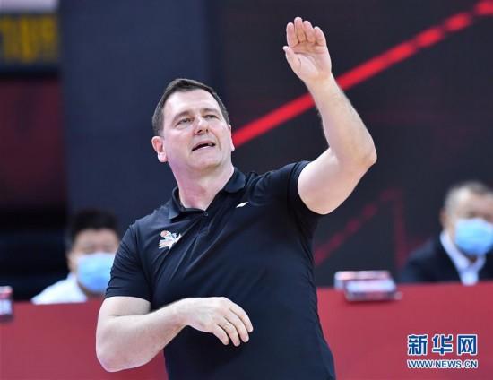 (體育)(15)籃球——CBA復賽第二階段:北京首鋼對陣福建豹發力