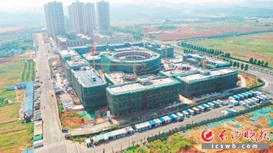大汉国际工匠院建成后将成为国内顶级的产教融合平台。