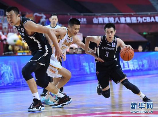 (體育)(18)籃球——CBA復賽第二階段:遼寧本鋼勝山西汾酒股份