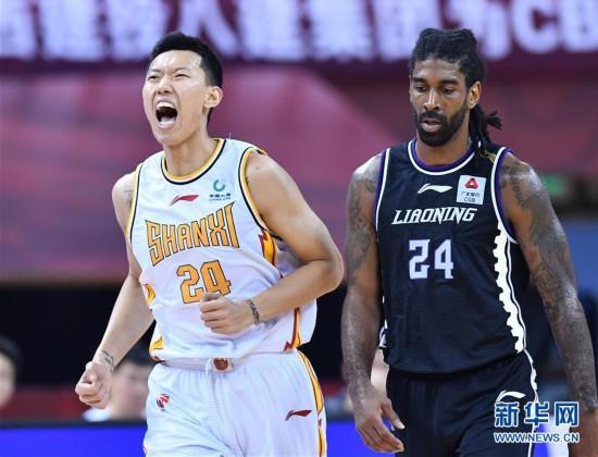 (體育)(3)籃球——CBA復賽第二階段:遼寧本鋼勝山西汾酒股份