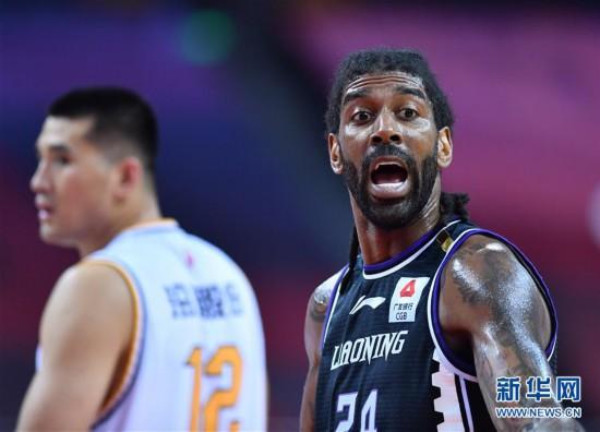 (體育)(14)籃球——CBA復賽第二階段:遼寧本鋼對陣山西汾酒股份