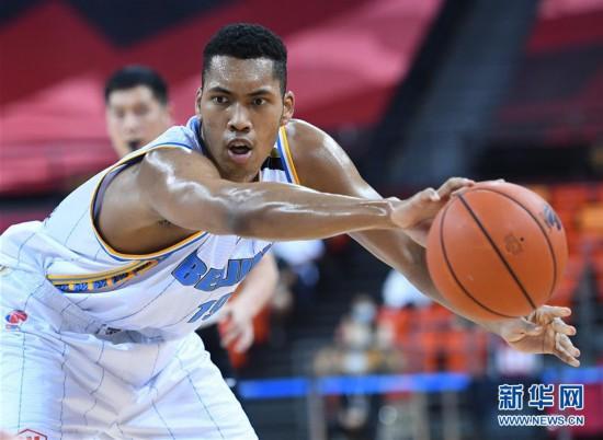 (體育)(9)籃球——CBA復賽第二階段:北京首鋼對陣福建豹發力