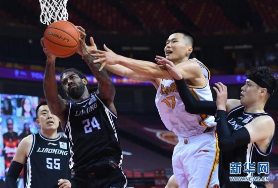 (體育)(11)籃球——CBA復賽第二階段:遼寧本鋼勝山西汾酒股份