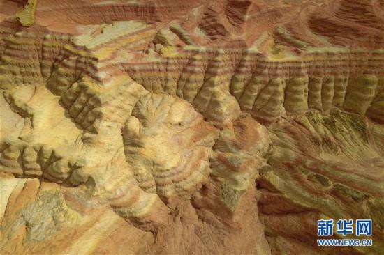 (美丽中国)(1)醉美甘肃张掖世界地质公园