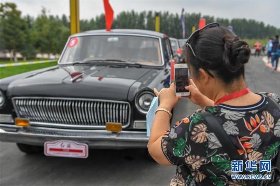 (经济)(2)长春:在红旗嘉年华感受汽车文化