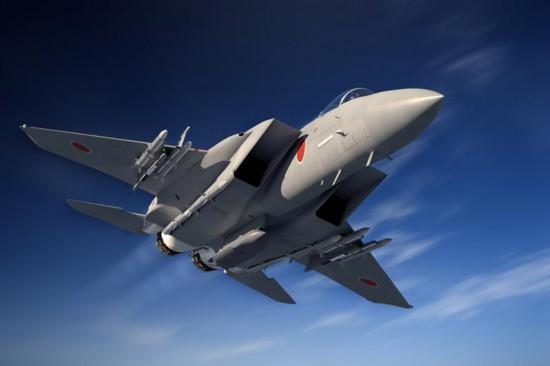 采购F-35的同时还升级旧战机日本将与美国合作升级F-15J