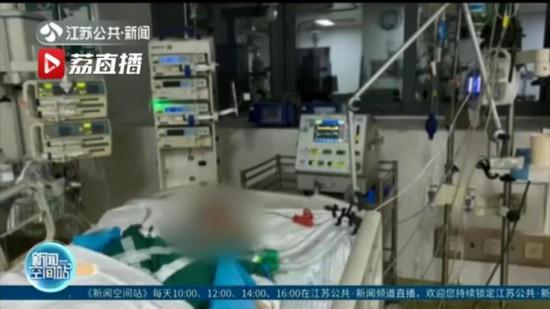 伸出你的援手!煤气泄漏燃爆 镇江13岁女孩严重烧伤