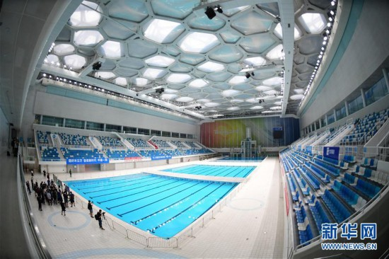 (体育)(5)探访2022北京冬奥会场馆建设现场