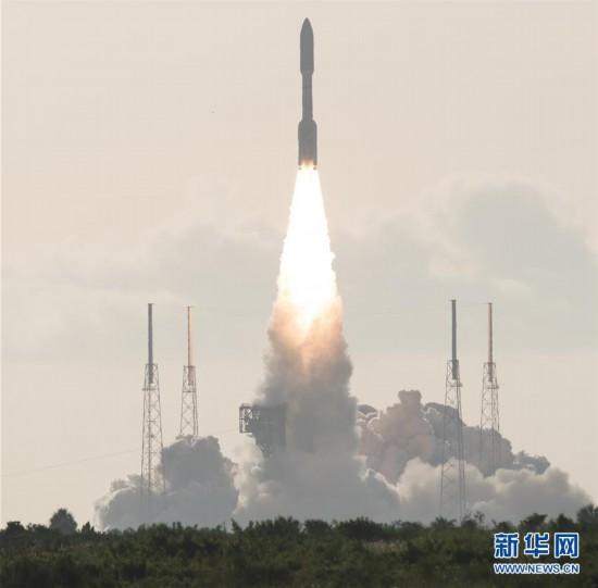 """(国际)(6)美国发射""""毅力""""号火星车 将探索火星生命迹象"""