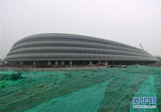 (体育)(2)探访2022北京冬奥会场馆建设现场