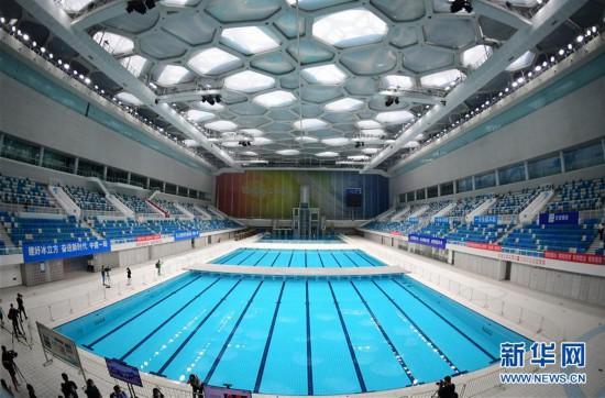 (体育)(3)探访2022北京冬奥会场馆建设现场
