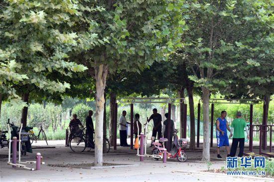 (环境)(4)天津武清:湿地生态美