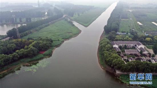 (环境)(2)天津武清:湿地生态美