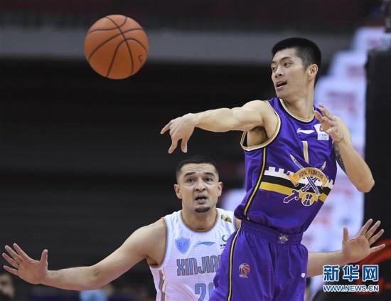 (體育)(7)籃球——CBA聯賽季后賽:北京控股無緣四強