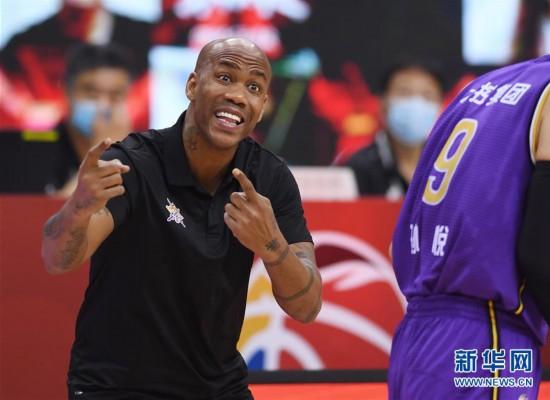 (體育)(9)籃球——CBA聯賽季后賽:北京控股無緣四強