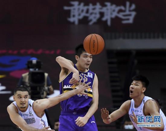 (體育)(4)籃球——CBA聯賽季后賽:北京控股無緣四強