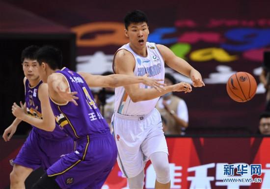 (體育)(1)籃球——CBA聯賽季后賽:新疆伊力特勝北京控股