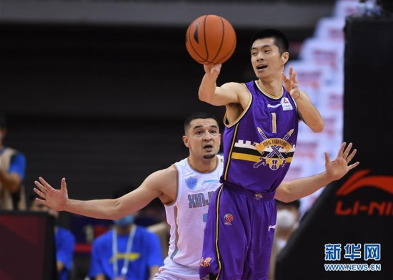 (體育)(8)籃球——CBA聯賽季后賽:新疆伊力特勝北京控股