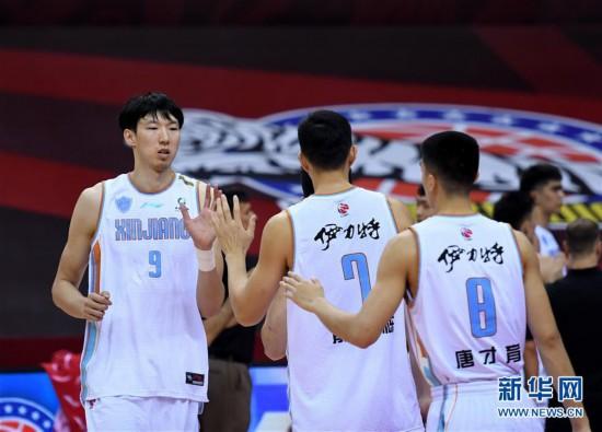(體育)(13)籃球——CBA聯賽季后賽:新疆伊力特勝北京控股