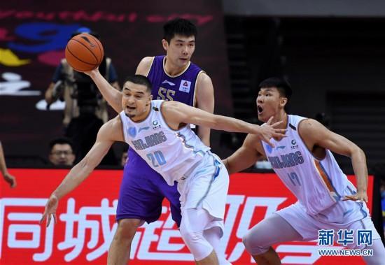 (體育)(8)籃球——CBA聯賽季后賽:北京控股無緣四強